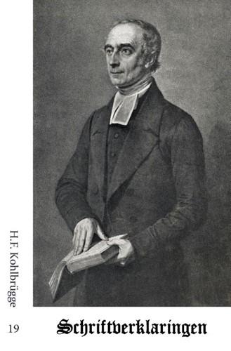 Schriftverklaringen 19 (Paperback)