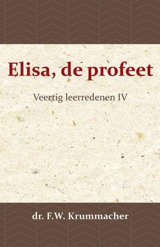 Elisa, de profeet 4 (Boek)