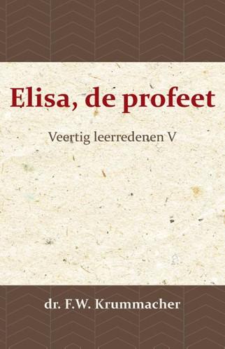 Elisa, de profeet 5 (Boek)