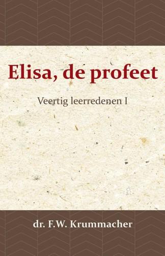 Elisa, de profeet 1 (Boek)