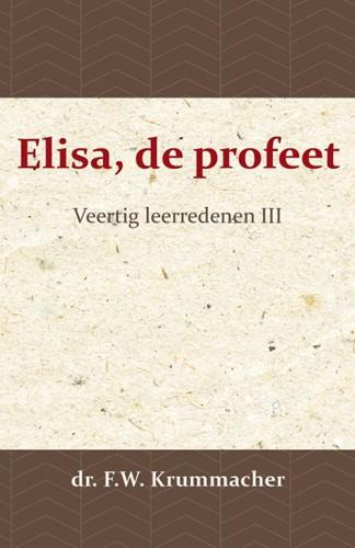 Elisa, de profeet 3 (Boek)