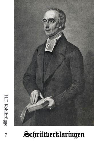 Schriftverklaringen 7 (Paperback)