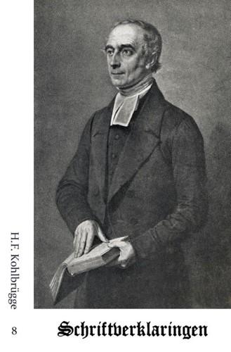 Schriftverklaringen 8 (Paperback)