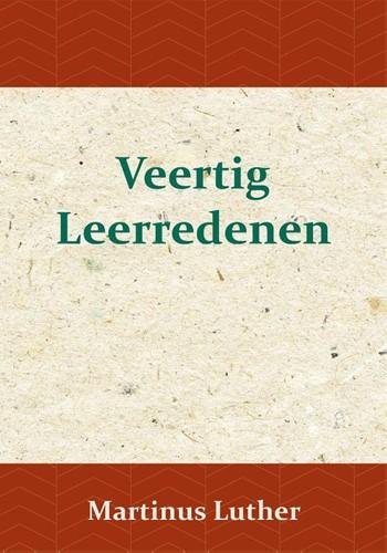 Veertig Leerredenen (Boek)