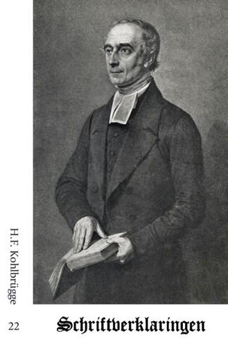 Schriftverklaringen 22 (Paperback)