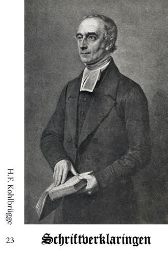 Schriftverklaringen 23 (Paperback)