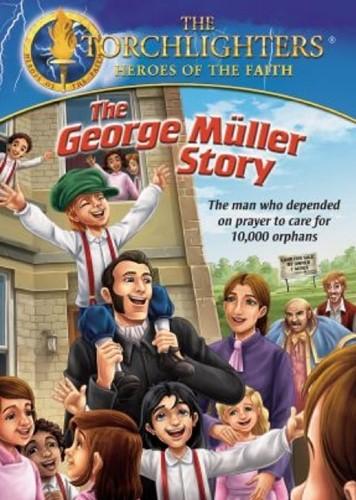 Het verhaal van George Muller (DVD-rom)