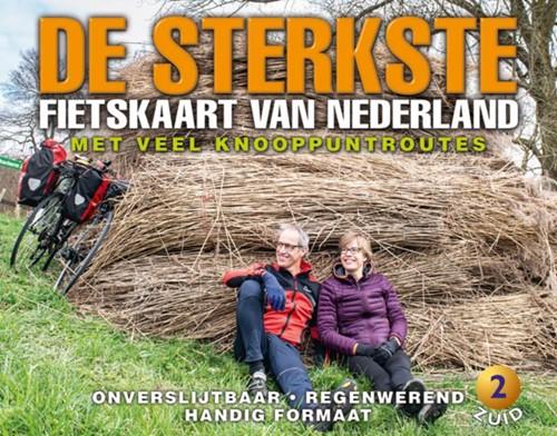 De sterkste fietskaart van Nederland deel 2 (Kaartblad)