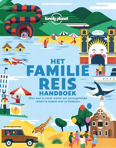 Het Familie Reis Handboek (Paperback)
