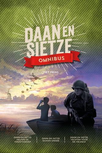 Daan en Sietze omnibus (Paperback)
