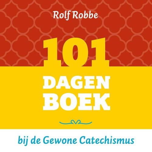 101 dagenboek bij de Gewone Catechismus (Paperback)