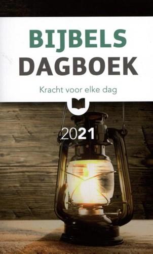 Bijbels dagboek 2021 (standaard formaat) (Paperback)