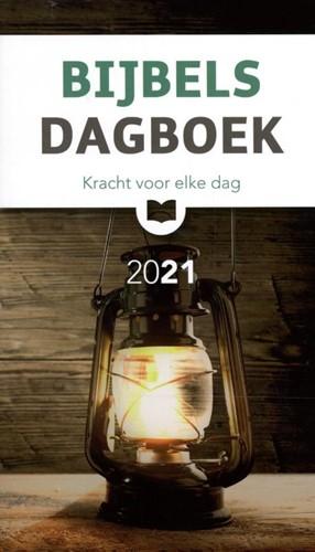 Bijbels dagboek 2021 (Groot formaat) (Paperback)
