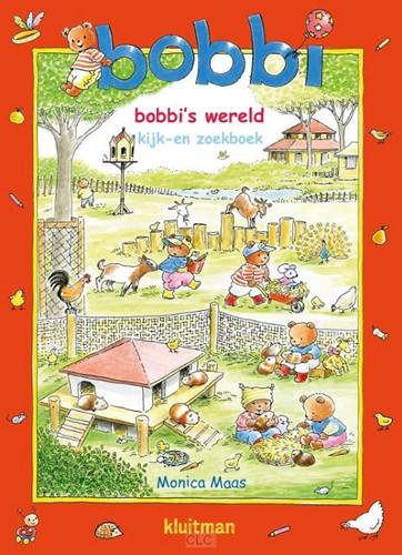 Bobbi's wereld (Kartonboek)