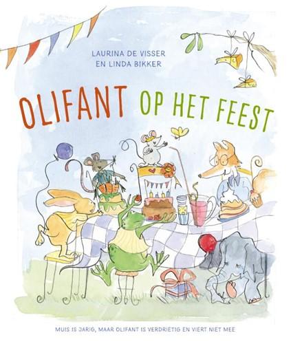 Olifant op het feest (Hardcover)