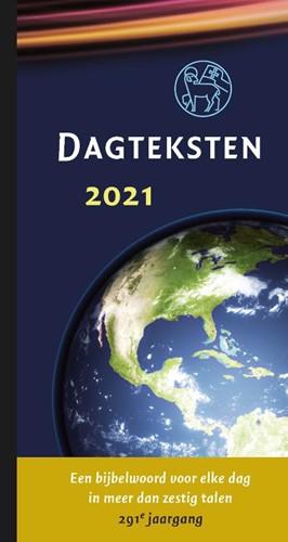 Dagteksten 2021 (Paperback)