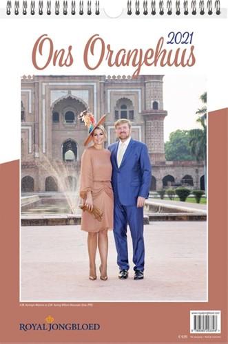Ons Oranjehuis 2021 (Kalender)