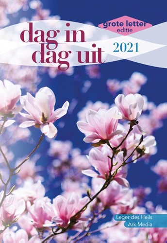 Dag in dag uit 2021 (Paperback)
