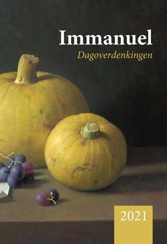 Immanuel dagoverdenkingen 2021 (Paperback)