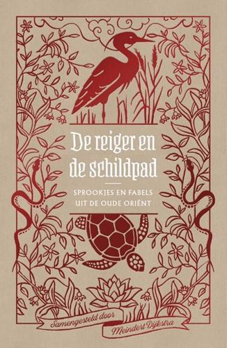 De reiger en de schildpad (Hardcover)