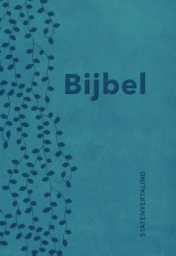 Bijbel (SV) met psalmen (ritmisch) - turquoise (Hardcover)