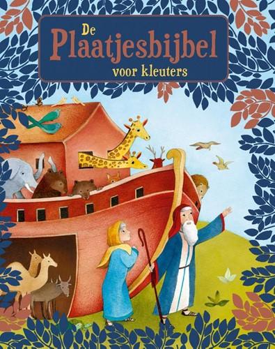 De Plaatjesbijbel voor Kleuters (Kartonboek)