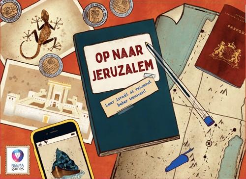 Op weg naar Jeruzalem (Spel)