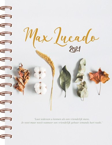 Max Lucado agenda 2021 (Ringband)