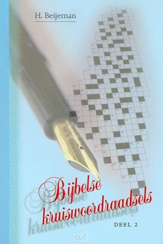 Bijbelse kruiswoordraadsels 2 (Paperback)
