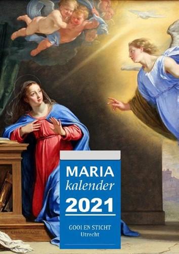 Mariakalender 2021 (Kalender)