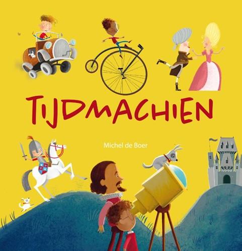 Tijdmachien (Hardcover)