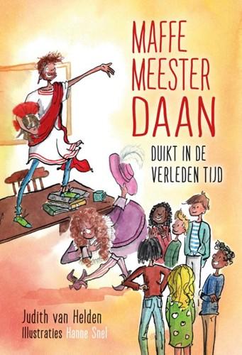 Maffe Meester duikt in de verleden tijd (Hardcover)