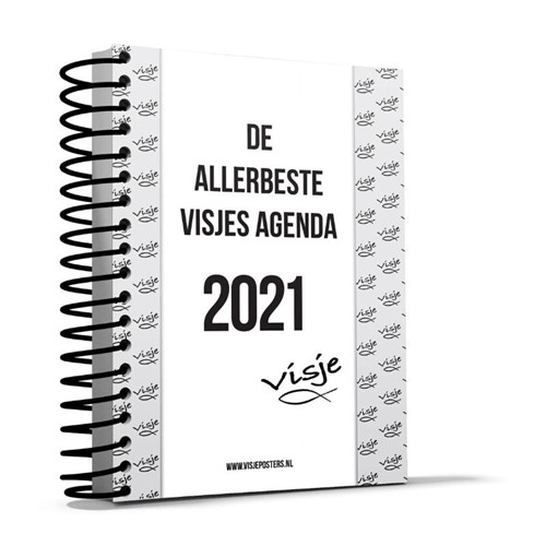 Visje agenda 2021 (Ringband)