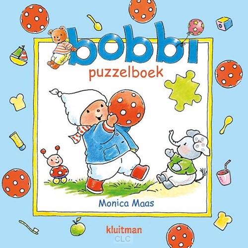 Bobbi puzzelboek (Kartonboek)