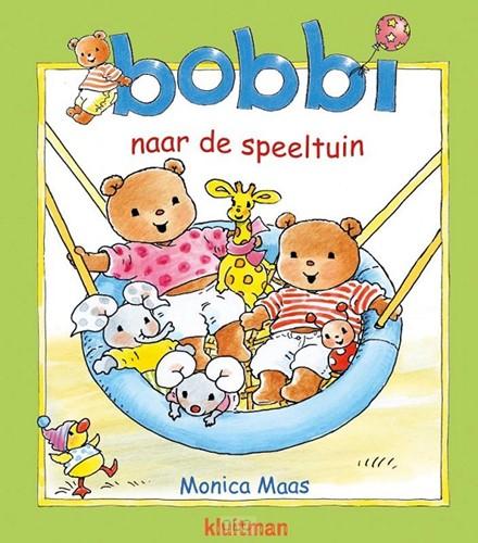 Bobbi naar de speeltuin (Hardcover)