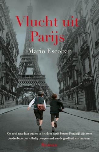 Vlucht uit Parijs (Paperback)