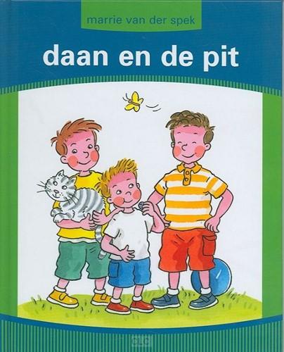 Daan en de pit (Hardcover)
