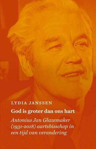 God is groter dan ons hart (Hardcover)