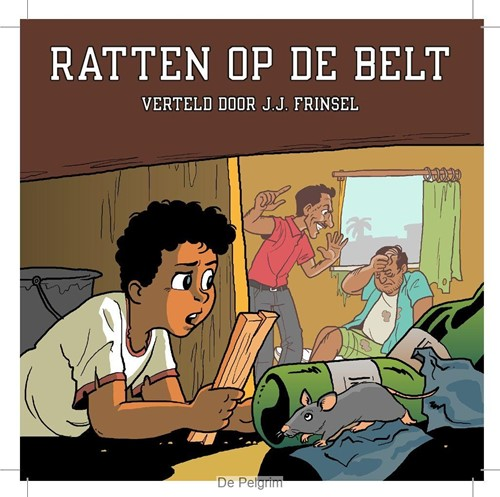 Ratten op de belt (CD)