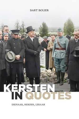 Kersten in quotes (Paperback)