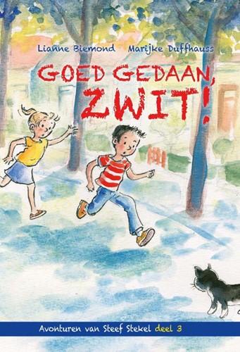 Goed gedaan, Zwit! (Hardcover)