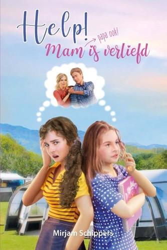 Help! Mam is verliefd (Paperback)