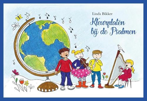 Kleurplaten bij de psalmen (Paperback)