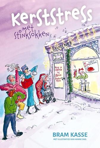 Kerststress met stinksokken (Hardcover)