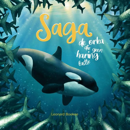 Saga (Hardcover)