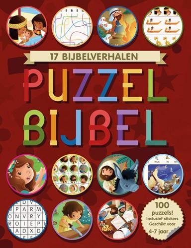 Puzzelbijbel (Paperback)