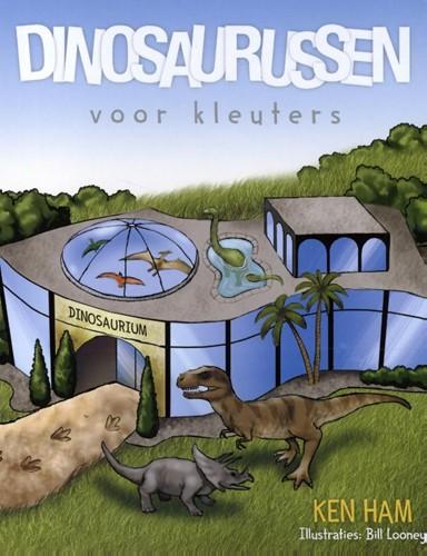 Dinosaurussen voor kleuters (Hardcover)