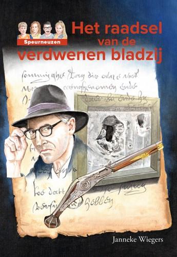 Het raadsel van de verdwenen bladzij (Hardcover)