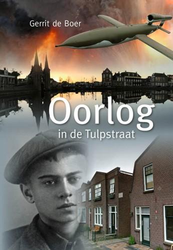 Oorlog in de Tulpstraat (Hardcover)
