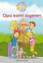 Opa komt logeren (Hardcover)